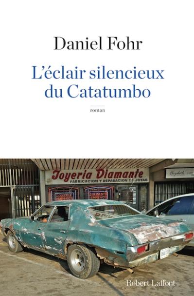 couverture-roman-l'éclair-silencieux-catatumbo-