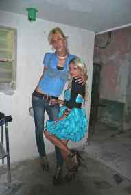 A La Havane, un couple transgenre, pas people. Pour Wordpress et Google. Daniel Fohr.