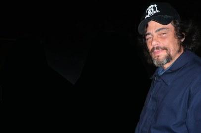 Benicio del Toro à La Havane.