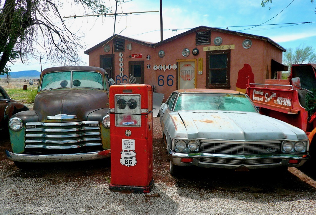 voitures-route 66-wordpress-daniel-fohr